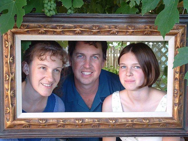 Adam Bogle Family Photo